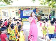 Ngày hội đến trường của bé năm học 2017-2018