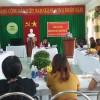 Hình ảnh Trường MG Đại Tân đón đoàn đánh giá ngoài Sở GDĐT Quảng Nam