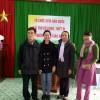 Trường MG Đại Tân đón đoàn tài trợ cuả tổ chức KFHI-Hàn Quốc