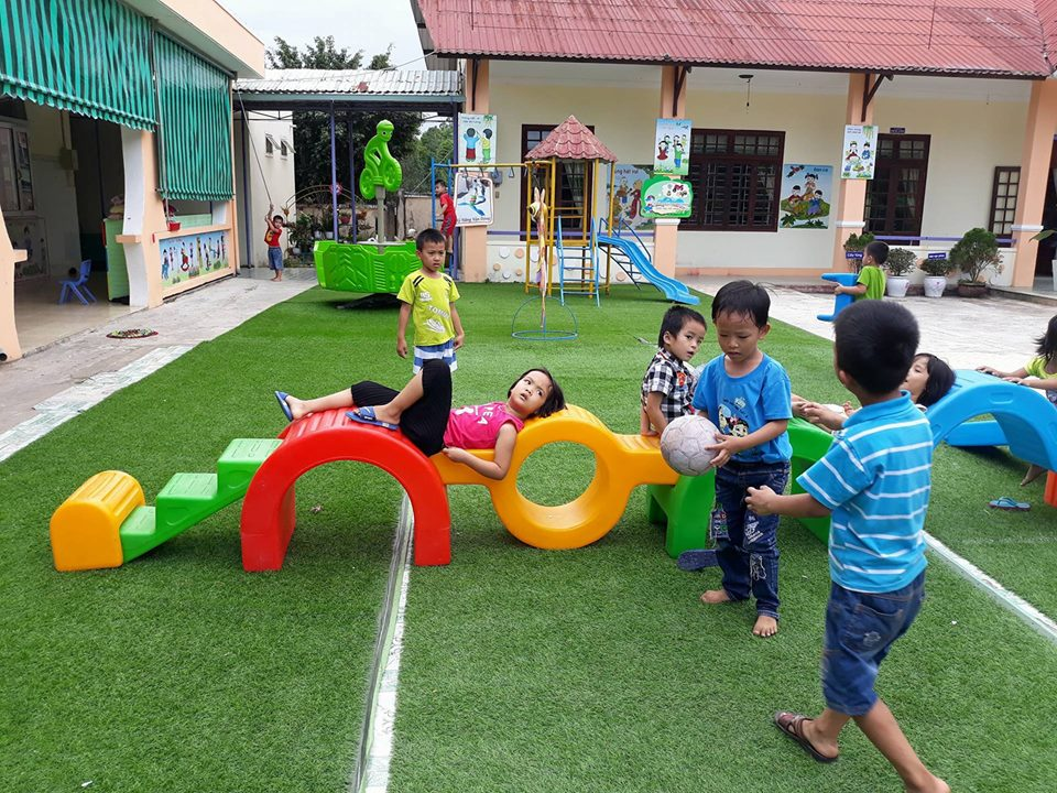 Hình ảnh hoạt động của trẻ
